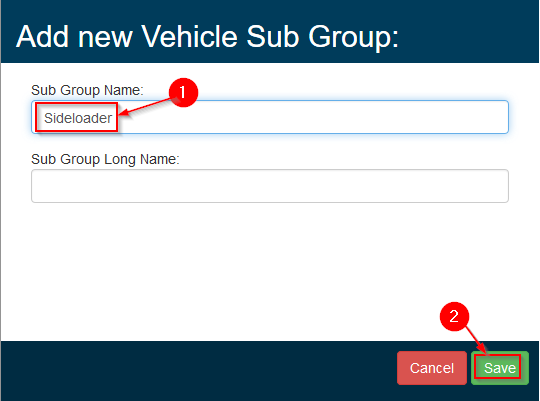 Gearbox - Vehicle Groups - Step 9